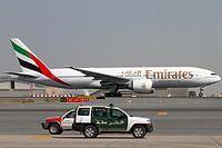 A6-EWE - B77L - Emirates