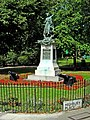 Boer War Memorial, Highbury Fields - geograph.org.uk - 235070.jpg