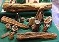 Bois pétrifié Fossilium 35è édition V.Ascq.JPG