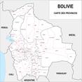 Bolivie Provinces.png