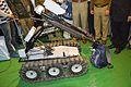Bomb Disposal Robot - Kolkata Police - Kolkata 2014-01-28 7964.JPG