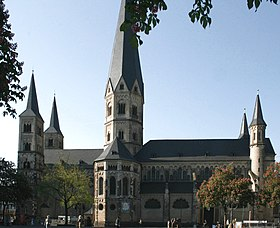 Image illustrative de l'article Cathédrale Saint-Martin de Bonn