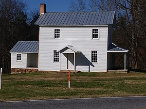 Bost-Burris House - Bost-Burris House