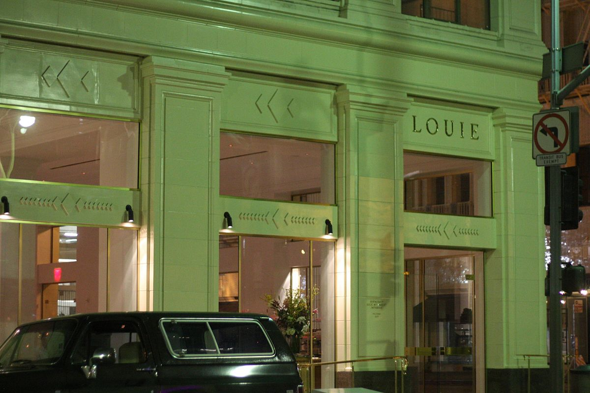 Bottega Louie Wikipedia