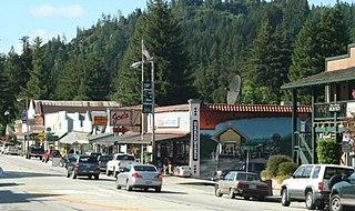 Boulder Creek, California Census-designated place in California, United States