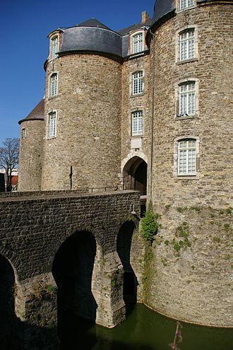 Château de Boulogne-sur-Mer - Image: Boulognecastle