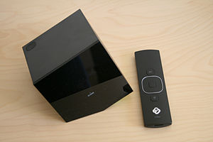Boxee Box - Image: Boxee Box Remote