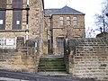 Boys Entrance, Pye Bank School (former), Andover Street, Woodside, Sheffield - geograph.org.uk - 1738380.jpg