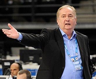 Božidar Maljković - Image: Bozidar Maljkovic by Augustas Didzgalvis