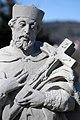 Bozsok, Nepomuki Szent János-szobor 2021 13.jpg