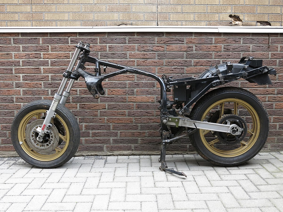 Motorradrahmen – Wikipedia