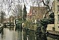 Brügge, Belgien 7 (Kanäle, Brücken, Häuser) -.jpg