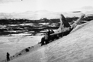 Braathens SAFE Flight 253 1956 aviation accident
