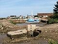 Brancaster Staithe - the new quay - geograph.org.uk - 838434.jpg