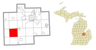 Brant Township, Michigan Civil township in Michigan, United States