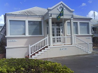Barbados–Brazil relations - Embassy of Brazil (in Bridgetown)