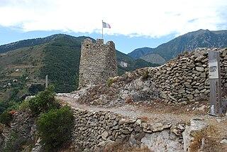 Breil-sur-Roya Commune in Provence-Alpes-Côte dAzur, France