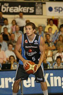 Brent Charleton Canadian basketball player