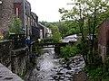 Bridges over River, Waterfoot - geograph.org.uk - 441605.jpg