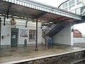 Bridgwater , Bridgwater Railway Station - geograph.org.uk - 1453513.jpg