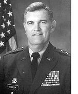 Brigadier General Ronald O. Harrison, Florida National Guard