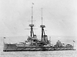 <i>St Vincent</i>-class battleship ship class