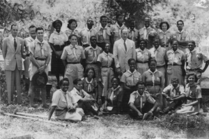 British Guiana Scout leaders April 1954.png