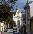 Brno - Královo Pole, kostel Nejsvětější trojice1.JPG