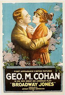<i>Broadway Jones</i> (film) 1917 film by Joseph Kaufman