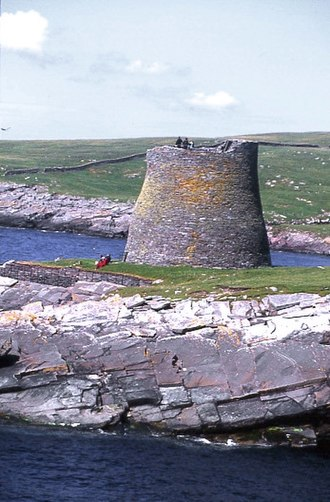 Broch - Broch of Mousa
