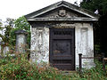 Brompton Cemetery - Harvey Lewis Mausoleum.jpg