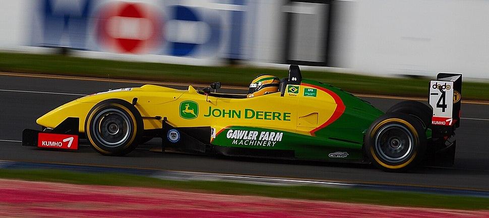 Bruno Senna 2006 Australian Grand Prix