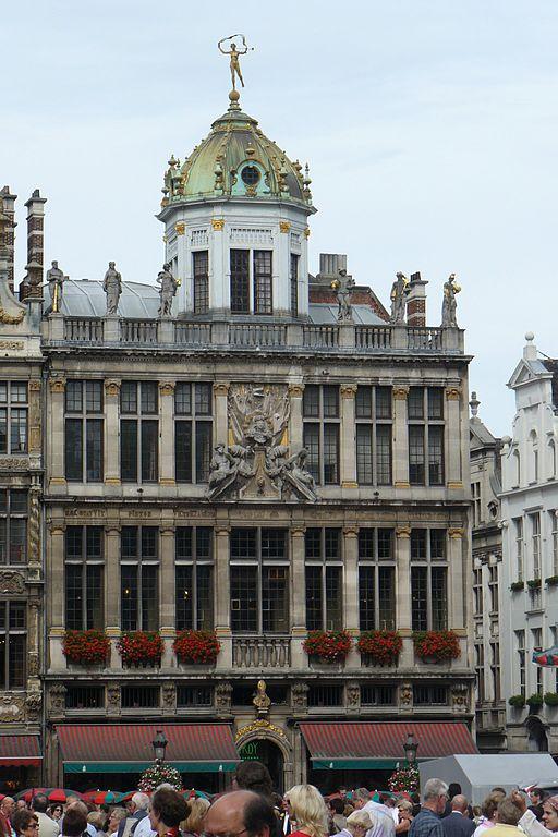 File bruxelles le roi d 39 espagne ou la maison des for Assurance gens de maison belgique