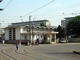 Basarab railway station