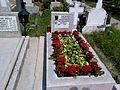 Bucuresti, Romania, Cimitirul Bellu Catolic. Mormantul compozitorului Dan Iagnov (mai 2015).jpg