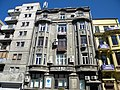Bucuresti, Romania, Strada Hristo Botev nr. 7 (imobil) sect. 3 (alta perspectiva).JPG
