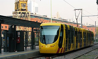 Trams in Buenos Aires - Puerto Madero Tramway.