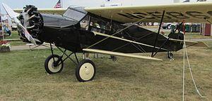 Buhl Airsedan - The prototype CA-3 Airsedan on display in 2012