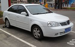 Buick Excelle (2003–2012)