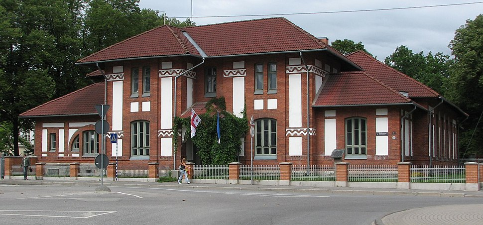 Building of Estonian Students' Society