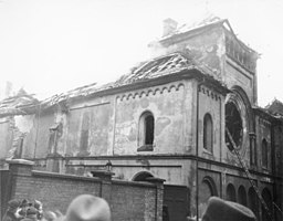 Bundesarchiv Bild 146-1970-041-46, München, zerstörte Ohel-Jakob-Synagoge