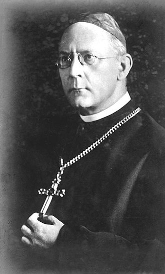Catholic bishops in Nazi Germany - Cardinal Adolf Bertram, ex officio head of the German church from 1920 to 1945