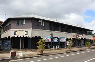 Ayr, Queensland - Burdekin Hotel, Ayr, 2010