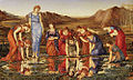 Burne-Jones, Edward - The Mirror of Venus - 1875.jpg