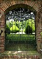 Burton Agnes Hall's Walled Garden Gate - geograph.org.uk - 881527.jpg