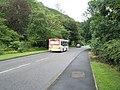 Bus in Dale Road - geograph.org.uk - 1462399.jpg