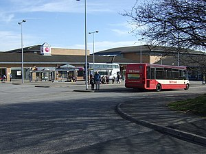 Bus station, Crystal Peaks Shopping Centre - geograph.org.uk - 4378629.jpg