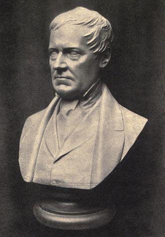 James Stephen (civil servant) - Bust of Sir James Stephen