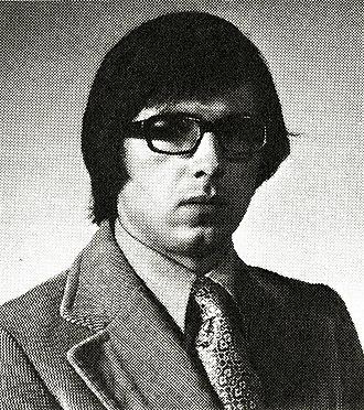 Byron Mallott - Mallott as DCRA commissioner in 1973
