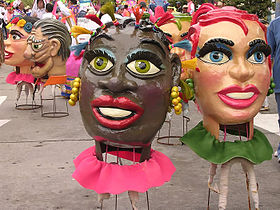 Image illustrative de l'article Carnaval des Noirs et Blancs